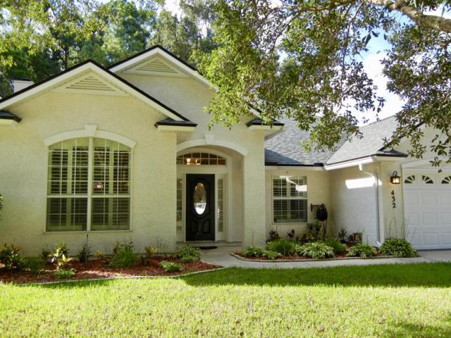 432 N Buck Board Dr, Jacksonville, FL 32259 (MLS #957607) :: EXIT Real Estate Gallery