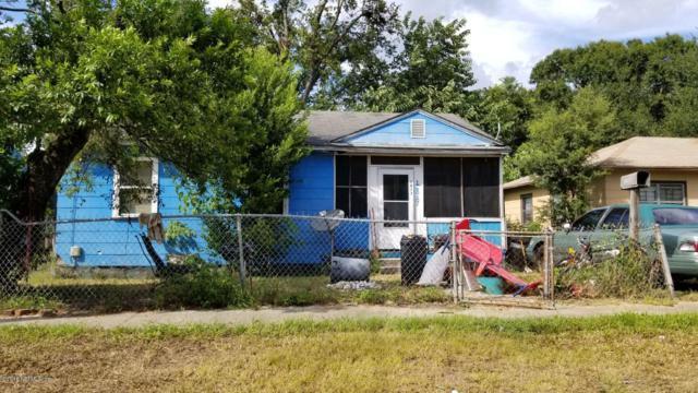 1817 E 25TH St, Jacksonville, FL 32206 (MLS #957612) :: Memory Hopkins Real Estate