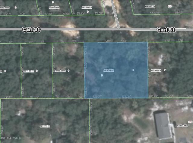 109 Carl St, Interlachen, FL 32148 (MLS #957837) :: Sieva Realty
