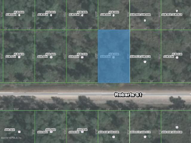 2540-0180 Roberts St, Interlachen, FL 32148 (MLS #957849) :: Sieva Realty