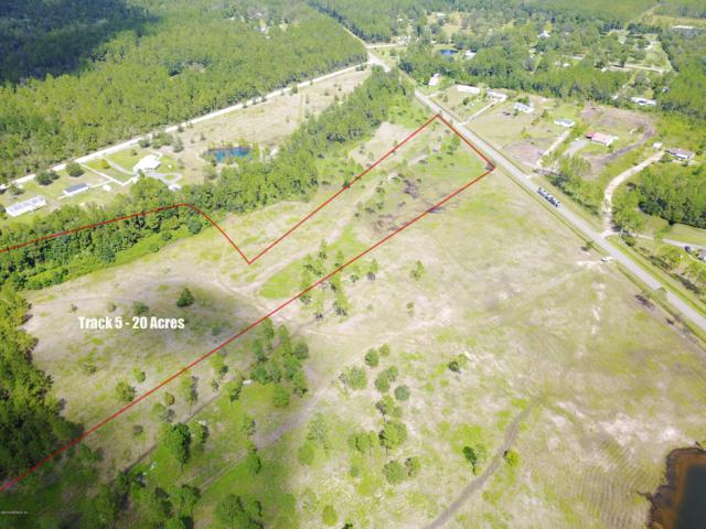 12600 County Road 121, Bryceville, FL 32009 (MLS #957996) :: Memory Hopkins Real Estate