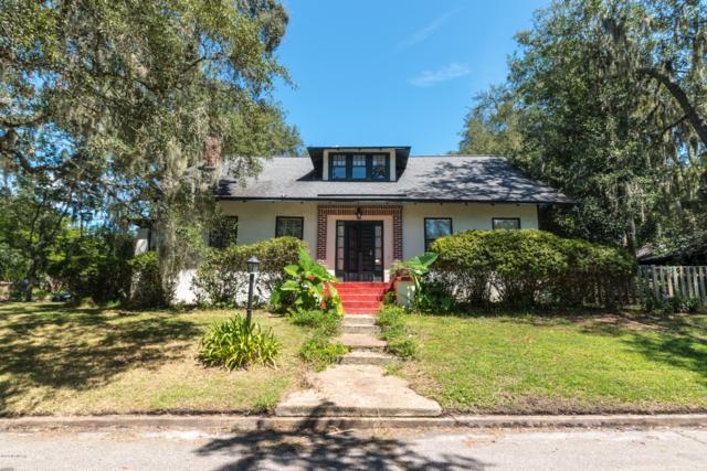 1611 Ingleside Ave, Jacksonville, FL 32205 (MLS #958038) :: St. Augustine Realty
