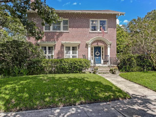 1321 Avondale Ave, Jacksonville, FL 32205 (MLS #958082) :: EXIT Real Estate Gallery