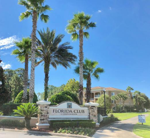 510 Florida Club Blvd #104, St Augustine, FL 32084 (MLS #958233) :: Berkshire Hathaway HomeServices Chaplin Williams Realty