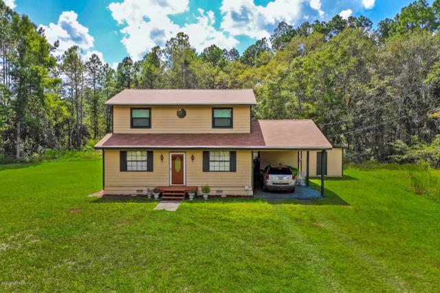 86261 Pinewood Dr, Yulee, FL 32097 (MLS #958268) :: St. Augustine Realty