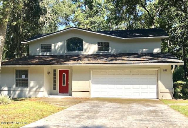 585 Black Forest Dr, St Johns, FL 32259 (MLS #958326) :: Florida Homes Realty & Mortgage