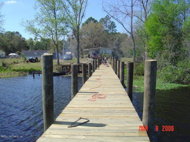 430 Cedar Creek Rd, Palatka, FL 32177 (MLS #958477) :: The Hanley Home Team