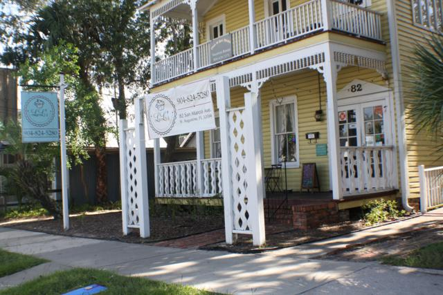 82 San Marco Ave, St Augustine, FL 32084 (MLS #958598) :: Pepine Realty
