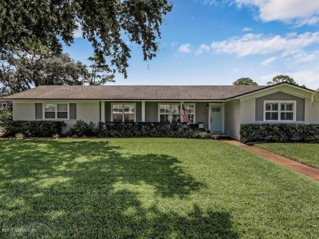 717 Pine St, Neptune Beach, FL 32266 (MLS #958673) :: EXIT Real Estate Gallery