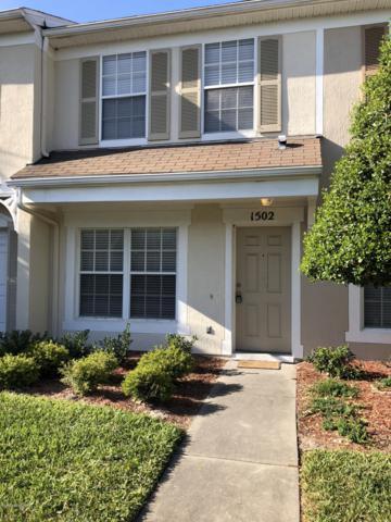 8230 Dames Point Crossing Blvd #1502, Jacksonville, FL 32277 (MLS #958700) :: Memory Hopkins Real Estate