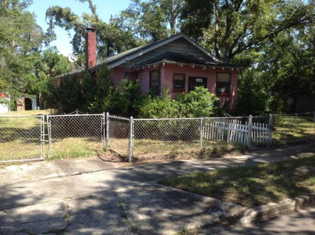 1263 W 28TH St, Jacksonville, FL 32209 (MLS #958708) :: Florida Homes Realty & Mortgage
