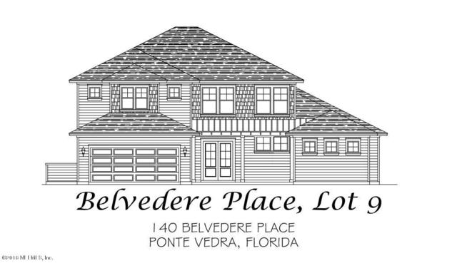 140 Belvedere Pl, Ponte Vedra Beach, FL 32082 (MLS #958728) :: The Hanley Home Team