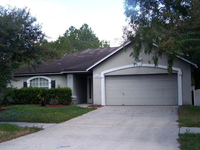 1841 Weston Cir, Orange Park, FL 32003 (MLS #958789) :: Florida Homes Realty & Mortgage