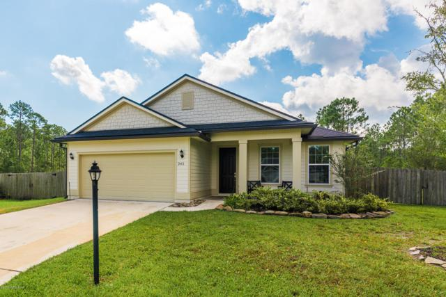 245 Michael Dr, St Augustine, FL 32086 (MLS #958903) :: Florida Homes Realty & Mortgage