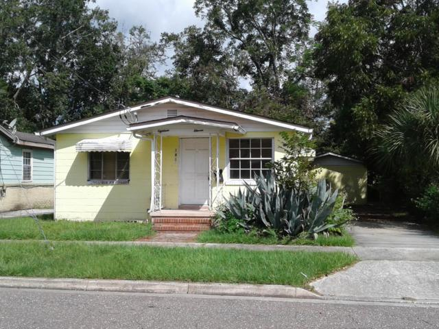 1811 W 23RD St, Jacksonville, FL 32209 (MLS #958988) :: EXIT Real Estate Gallery