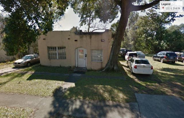 232 E 21ST St, Jacksonville, FL 32206 (MLS #959000) :: Sieva Realty