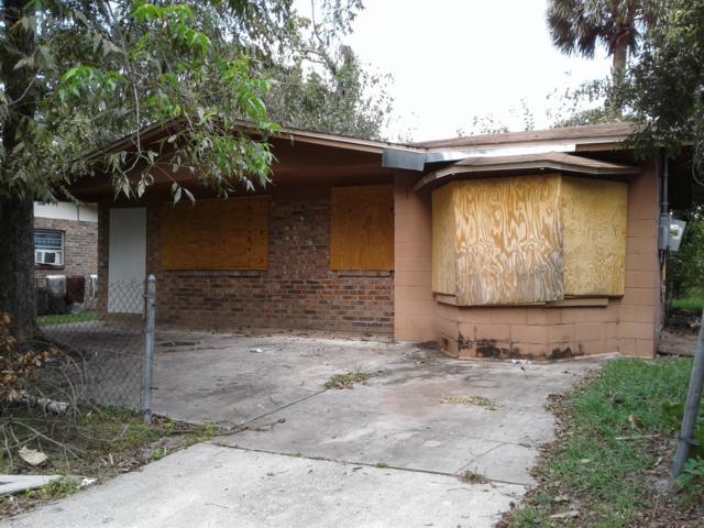825 W 31ST St, Jacksonville, FL 32209 (MLS #959061) :: Sieva Realty