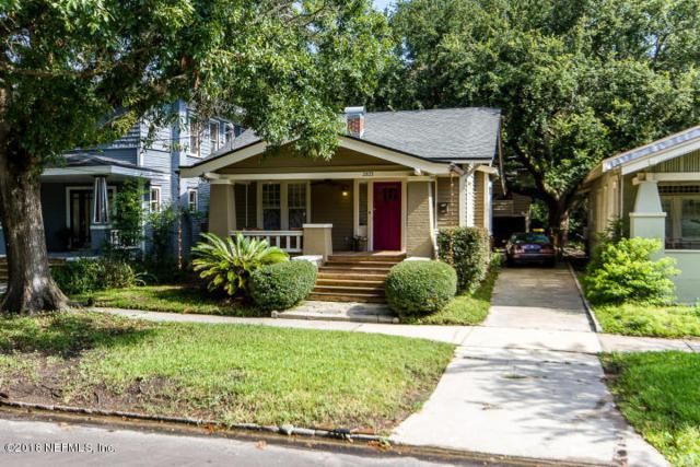 2835 Post St, Jacksonville, FL 32205 (MLS #959285) :: EXIT Real Estate Gallery