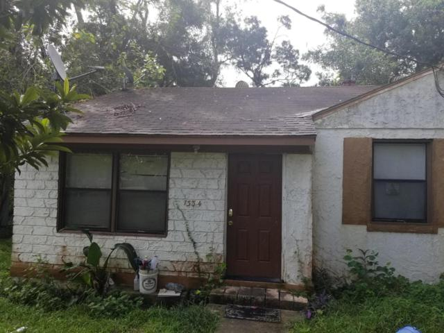 1334 Carvill Ave, Jacksonville, FL 32208 (MLS #959607) :: EXIT Real Estate Gallery