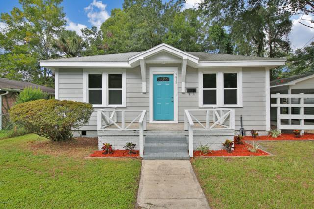 4415 Antisdale St, Jacksonville, FL 32205 (MLS #959622) :: EXIT Real Estate Gallery