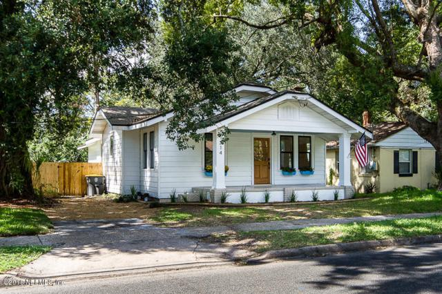 1214 Dancy St, Jacksonville, FL 32205 (MLS #959775) :: The Hanley Home Team