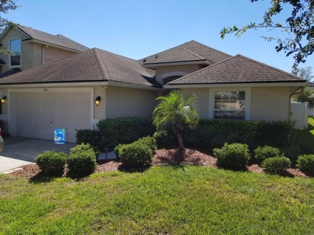 960 Steeplechase Ln, Orange Park, FL 32065 (MLS #960050) :: EXIT Real Estate Gallery