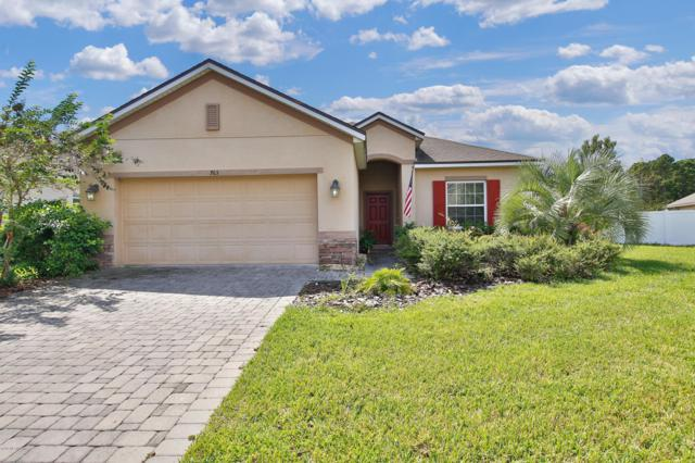 763 Battersea Dr, St Augustine, FL 32095 (MLS #960556) :: The Hanley Home Team