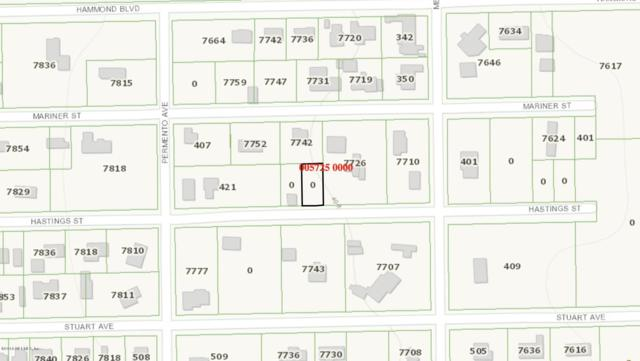 0 Hastings St, Jacksonville, FL 32220 (MLS #960588) :: CrossView Realty