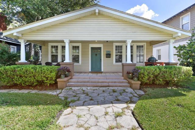 2050 Myra St, Jacksonville, FL 32204 (MLS #960606) :: Berkshire Hathaway HomeServices Chaplin Williams Realty