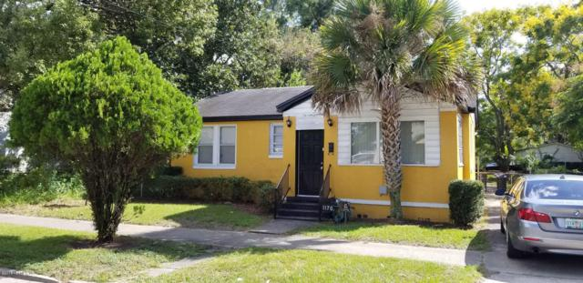 1170 W 8TH, Jacksonville, FL 32209 (MLS #960670) :: EXIT Real Estate Gallery