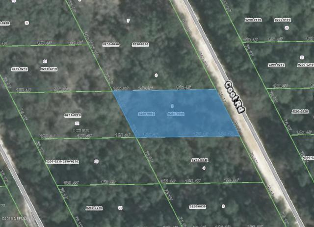 117 Coot Rd, Satsuma, FL 32189 (MLS #960882) :: EXIT Real Estate Gallery