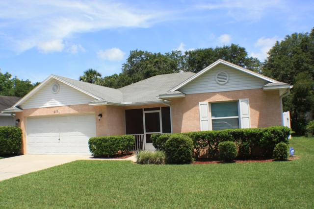 616 Intracoastal Cir, St Augustine, FL 32095 (MLS #961059) :: EXIT Real Estate Gallery