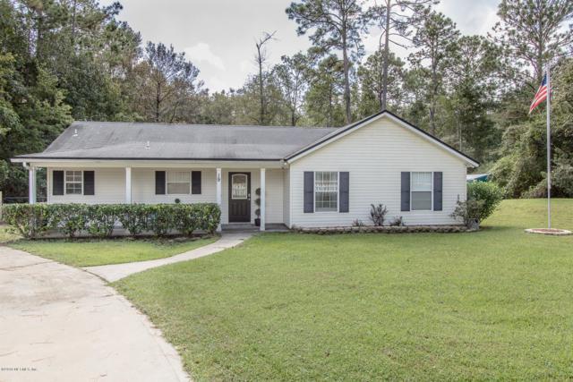 19 Sorrel St, Middleburg, FL 32068 (MLS #961070) :: Memory Hopkins Real Estate
