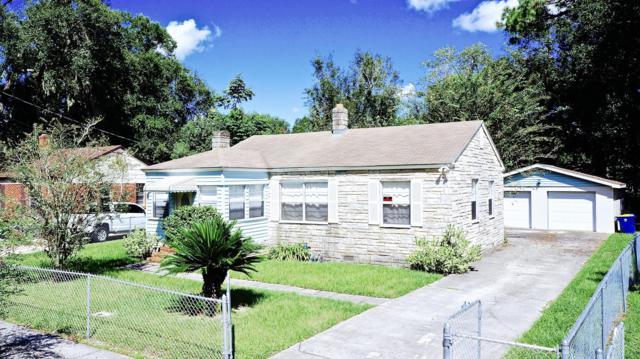 869 Bunker Hill Blvd, Jacksonville, FL 32208 (MLS #961107) :: The Hanley Home Team