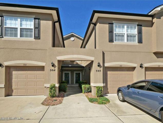 12301 Kernan Forest Blvd #505, Jacksonville, FL 32225 (MLS #961216) :: Pepine Realty