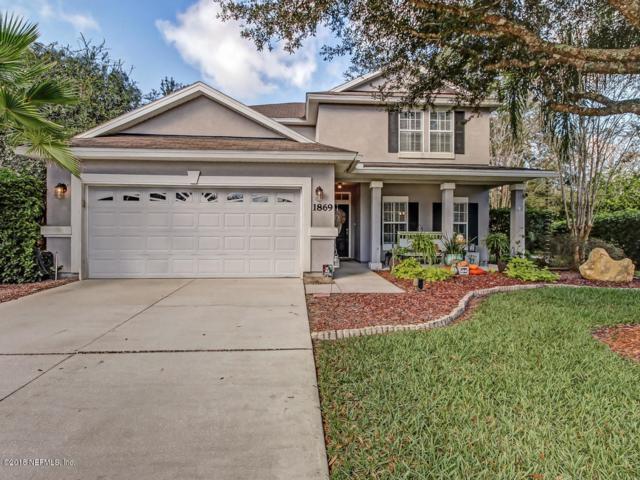 1869 W Windy Way, Jacksonville, FL 32259 (MLS #961289) :: EXIT Real Estate Gallery