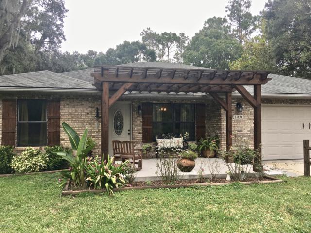 128 Morningview Pl, St Augustine, FL 32086 (MLS #961526) :: EXIT Real Estate Gallery