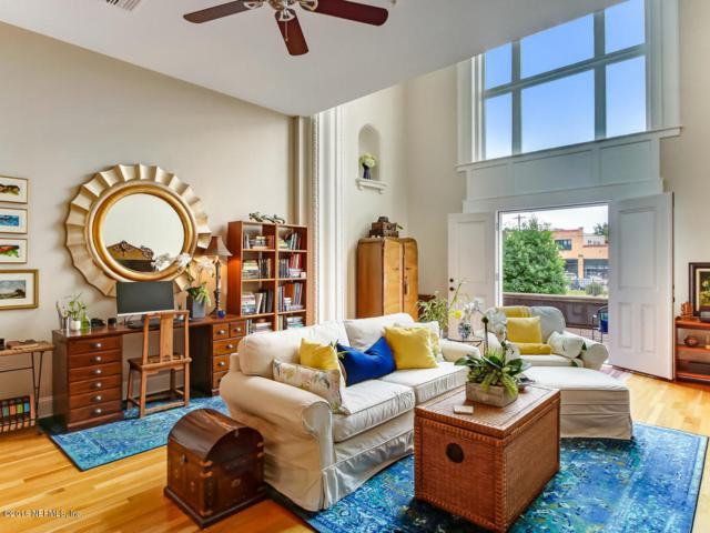 2525 College St #1107, Jacksonville, FL 32204 (MLS #961649) :: Berkshire Hathaway HomeServices Chaplin Williams Realty