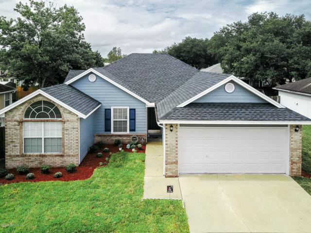 338 Wildberry Ct, Orange Park, FL 32073 (MLS #961787) :: EXIT Real Estate Gallery