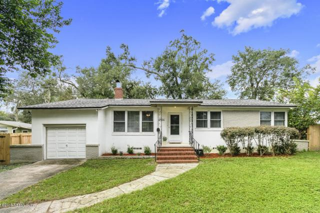 6416 Mercer Cir W, Jacksonville, FL 32217 (MLS #961792) :: Berkshire Hathaway HomeServices Chaplin Williams Realty