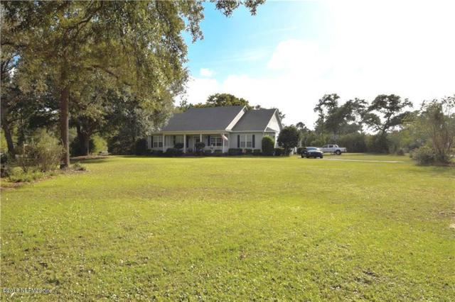 85624 Phillips Rd, Yulee, FL 32097 (MLS #961911) :: EXIT Real Estate Gallery