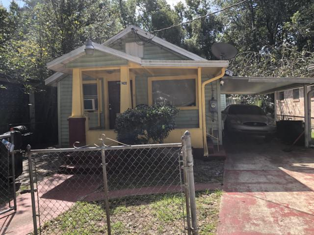 1420 25TH St, Jacksonville, FL 32209 (MLS #961934) :: EXIT Real Estate Gallery