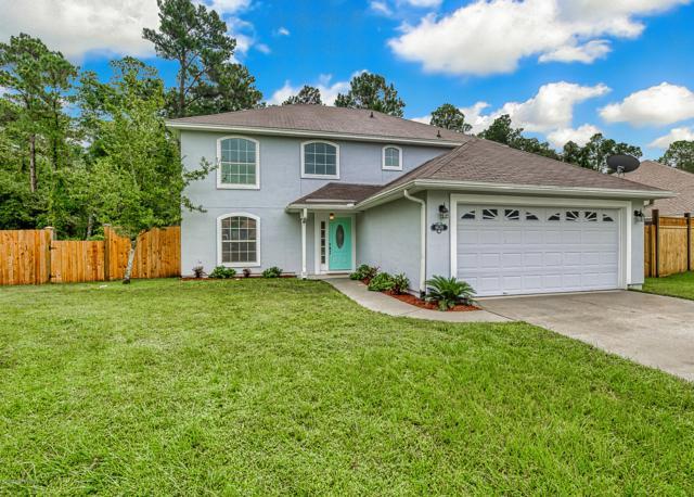86120 Creekwood Dr, Yulee, FL 32097 (MLS #962014) :: Berkshire Hathaway HomeServices Chaplin Williams Realty