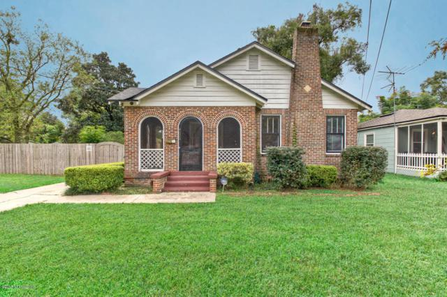 4624 Hercules Ave, Jacksonville, FL 32205 (MLS #962038) :: EXIT Real Estate Gallery