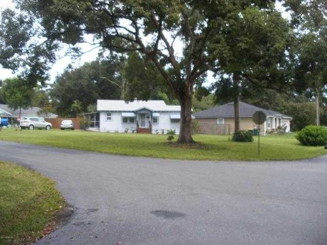 9805 Cunningham Rd, Jacksonville, FL 32246 (MLS #962141) :: The Hanley Home Team