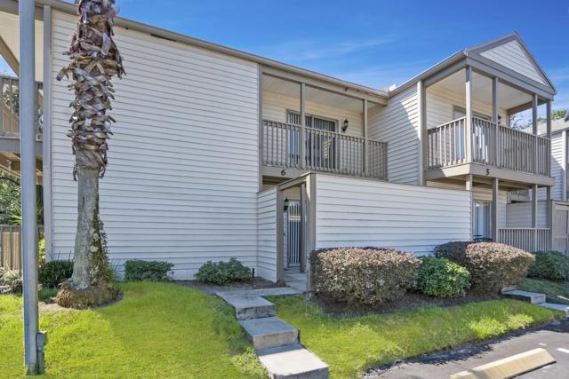 2300 Twelve Oaks Dr C6, Orange Park, FL 32065 (MLS #962182) :: EXIT Real Estate Gallery