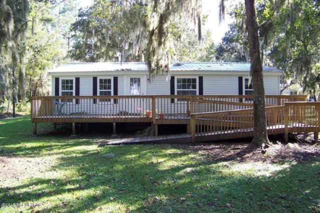 736 Cedar Creek Rd, Palatka, FL 32177 (MLS #962217) :: St. Augustine Realty
