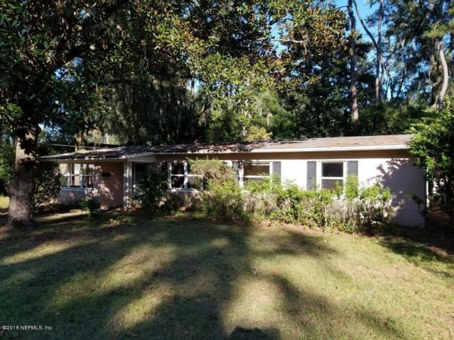 1421 NW 10TH St, Gainesville, FL 32601 (MLS #962236) :: The Hanley Home Team
