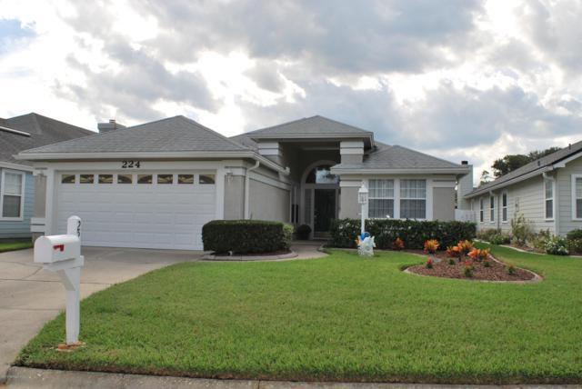 224 Charlemagne Cir, Ponte Vedra Beach, FL 32082 (MLS #962258) :: Ancient City Real Estate