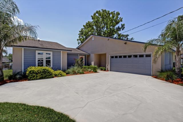4314 Tideview Dr, Jacksonville, FL 32250 (MLS #962348) :: The Hanley Home Team